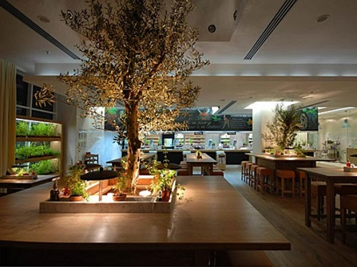 Nature-Style Interior Design