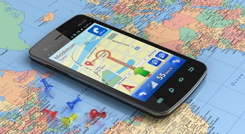 Smartphone for travel