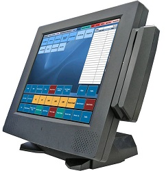 Retail Touch Screen EPOS System