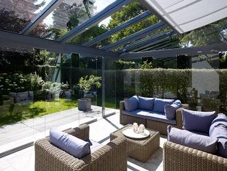 nice conservatory