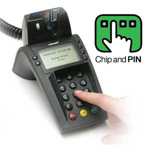 Chip And Pin Technology
