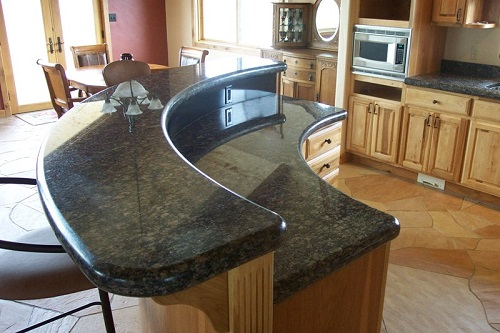 Lovely Granite Countertop