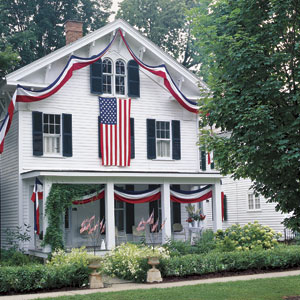 Patriotic Home USA