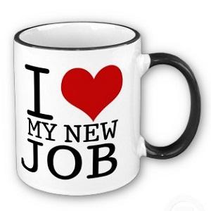 new job cup