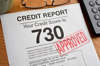 Credit Score Approved