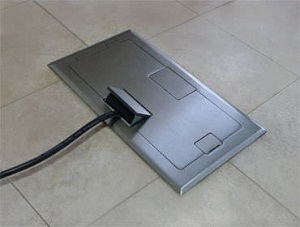 Electrical Floor Boxes Ideal For Residential And
