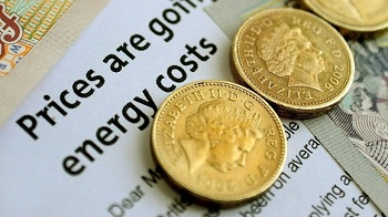 money on energy bills