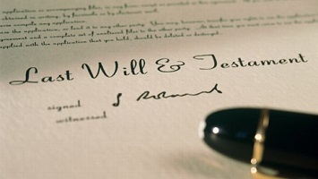 inheritance last will