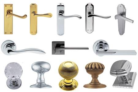 Examples of Door Handles
