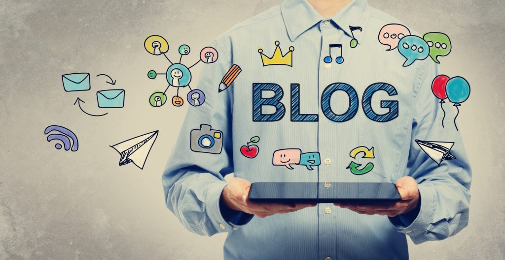 How to Use a Blog to Build Your Business Profile