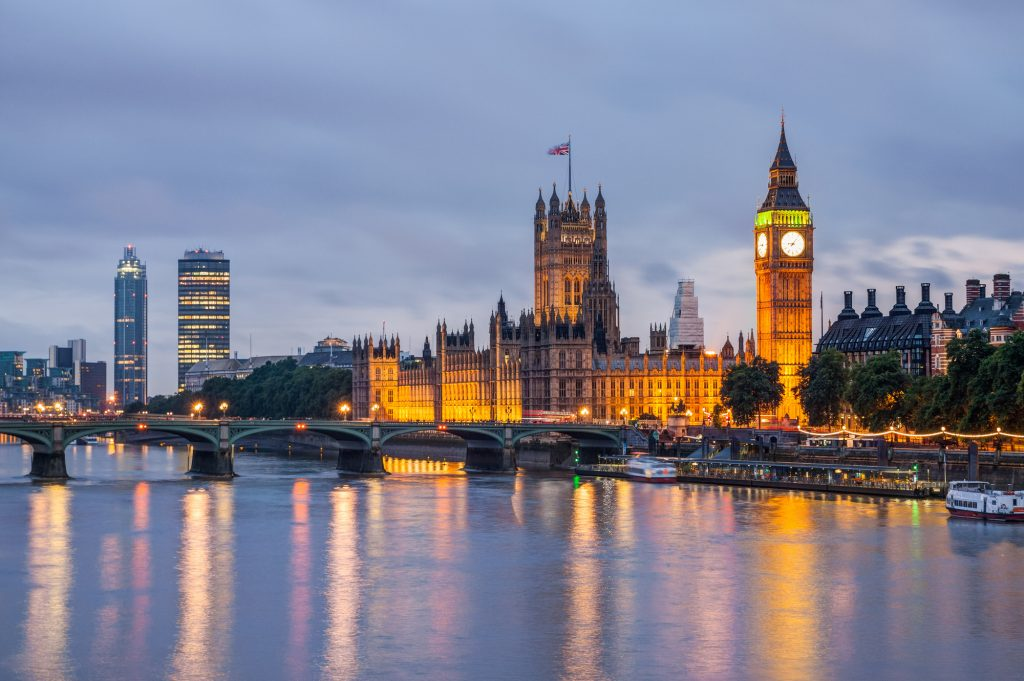 Top 7 London Evening Activities