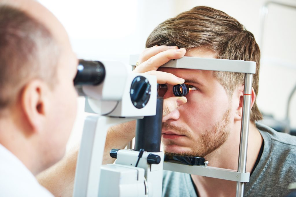How to Become an Eye Care Physician