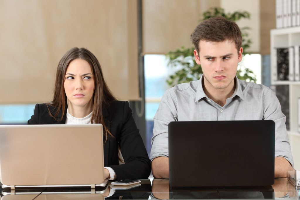 How to Deal With a Passive-Aggressive Coworker