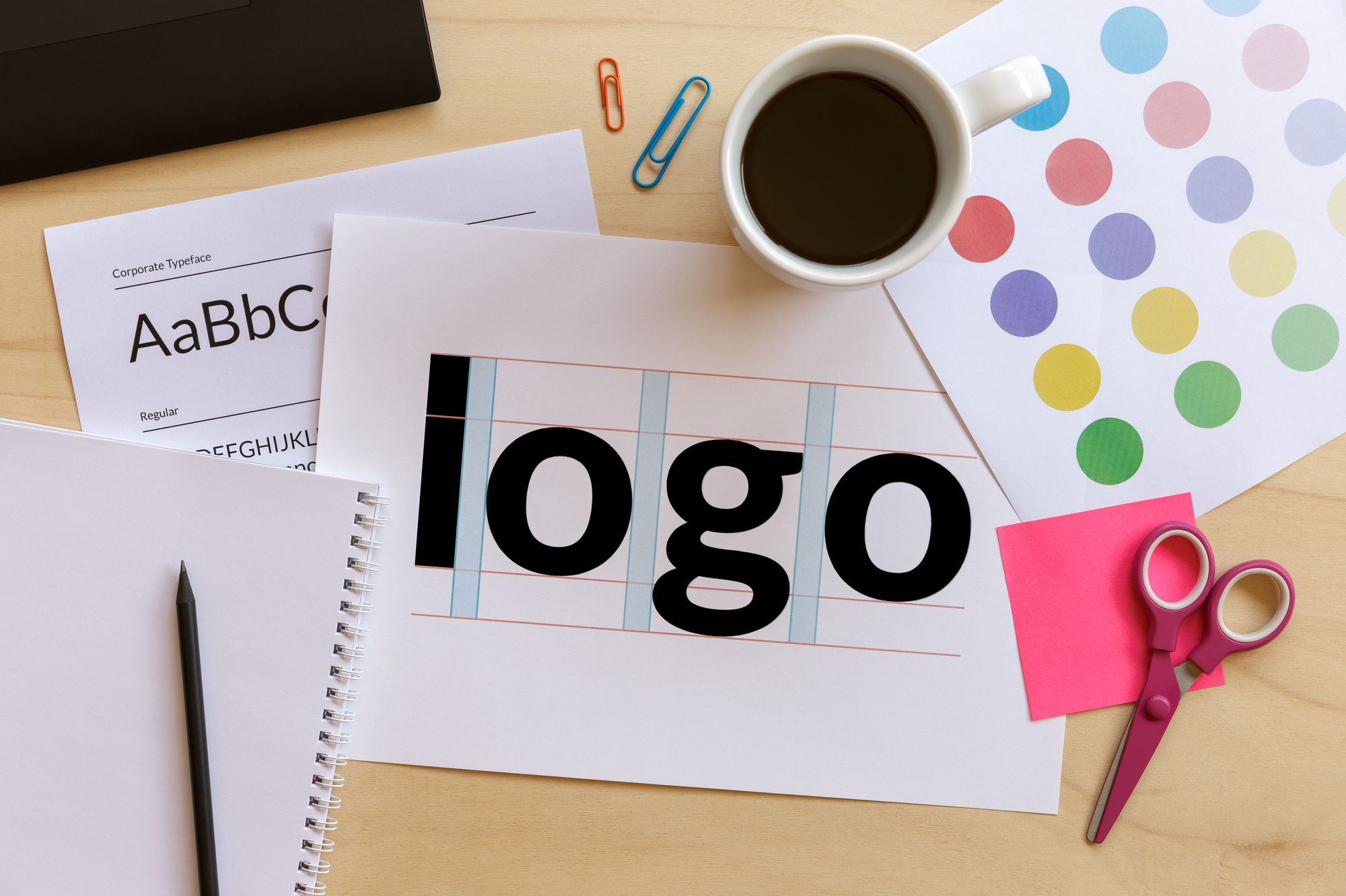 design tips for your new logo