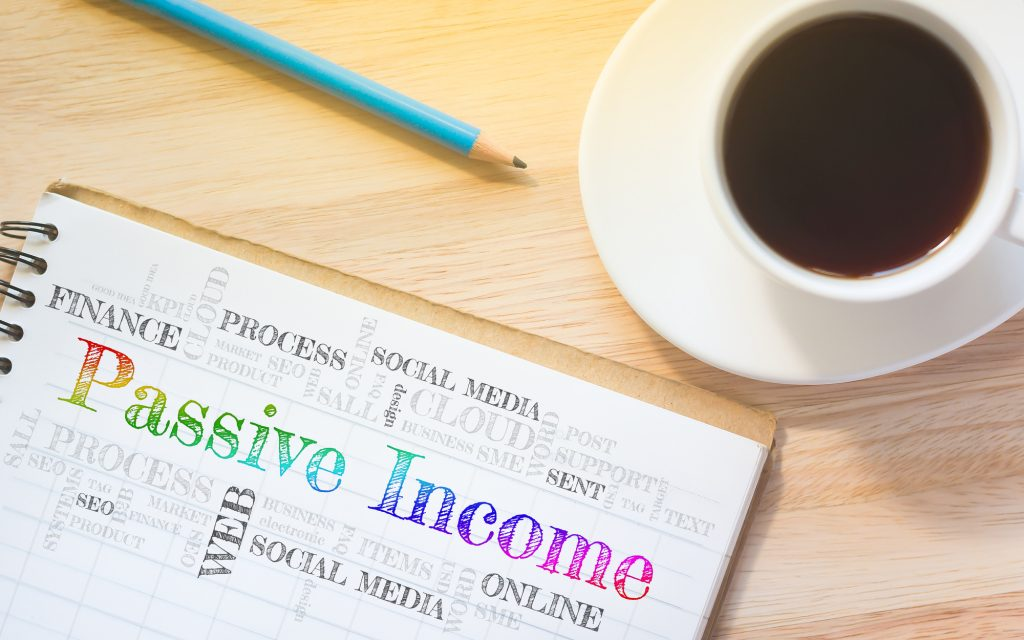 10 Passive Income Ideas for Creative People