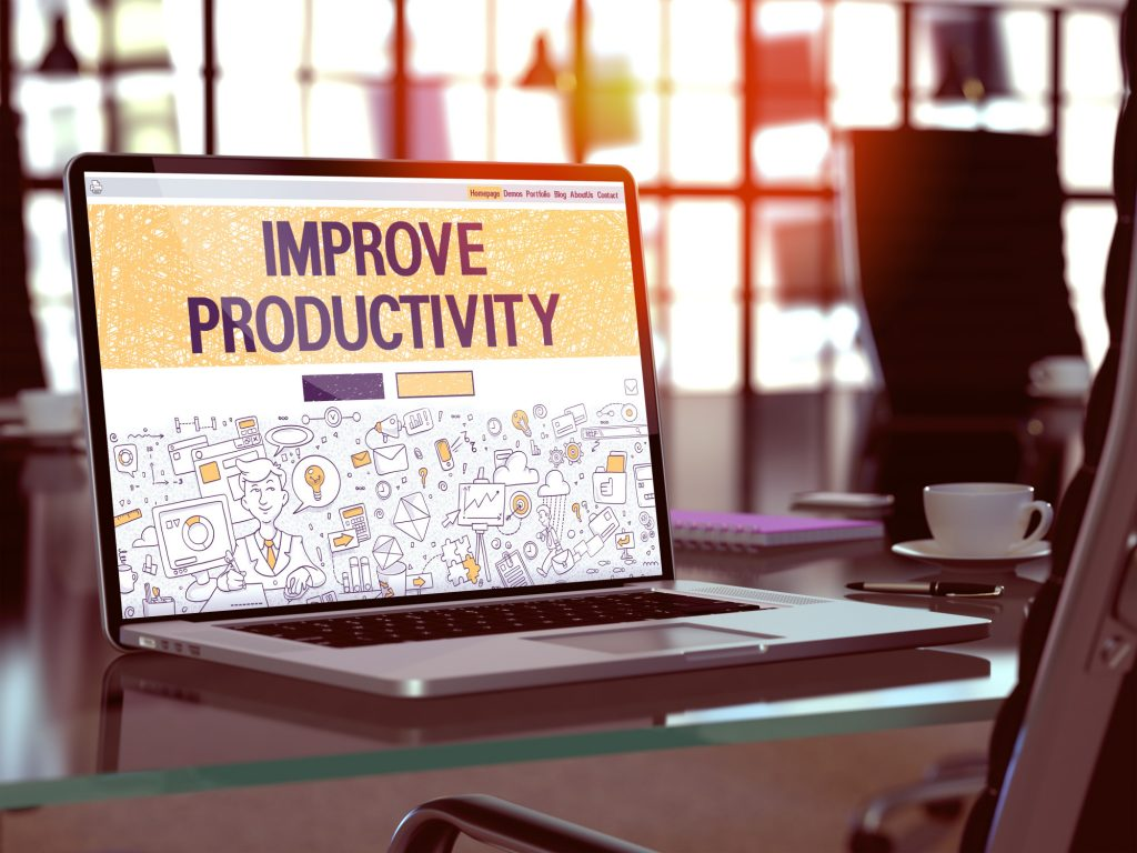 Top 4 Tips for Improving Your Work Productivity